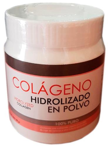 colageno hidrolizado en polvo