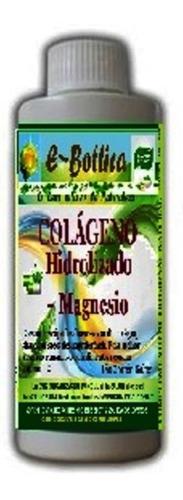colágeno hidrolizado + magnesio 120 cáps