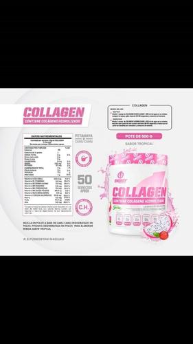 colágeno hidrolizado, marca energy 500g
