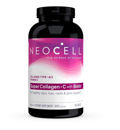 colageno hidrolizado neocell 250 pastillas