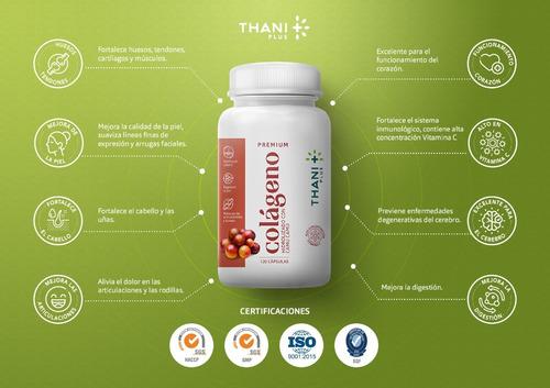 colágeno hidrolizado premium con camu camu (vitamina c)