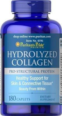 colageno hidrolizado pro proteina 1000mg x 180 comprimidos