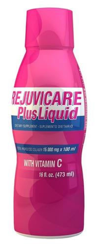 colágeno líquido rejuvicare con vit c hidrolizado