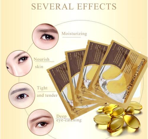 colagenos de ojos polvo oro originales reduce ojeras arrugas