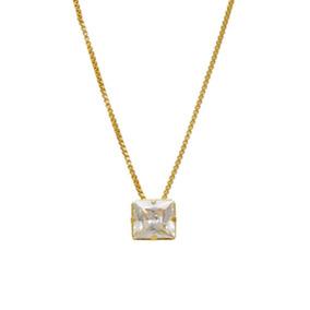 238bcf27196cd Lindo Colar Ponto De Luz Diamante Em Ouro 18k Maciço - Joias e ...