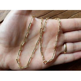b9d6a7a550fe2 Corrente De Ouro 40cm 3g - Joias e Relógios no Mercado Livre Brasil