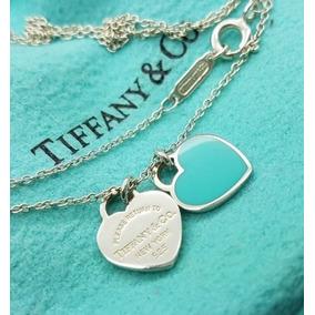 179ea47e44859 Embalagem Tiffany Co - Joias e Bijuterias no Mercado Livre Brasil