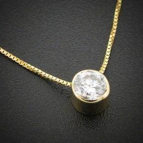 d353d395b4e6c Ponto Luz Diamante 50 Ponto - Joias e Bijuterias no Mercado Livre Brasil
