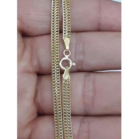 cb898e556d778 Corrente De Ouro Italiana Feminina At 40cm - Joias e Relógios no ...