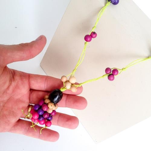 colar boa energia amuleto indígena umbanda xamânico 1