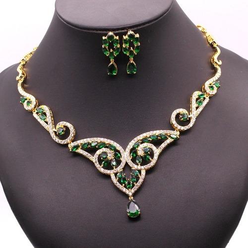 colar brinco pedra topázio verde esmeralda rubi safira festa