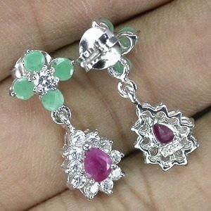 colar brincos pulseiras 15 anos noivas madrinhas prata 925