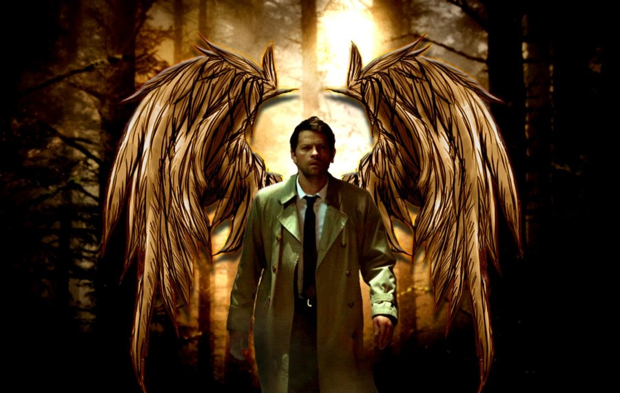 misha collins wallpaper hd
