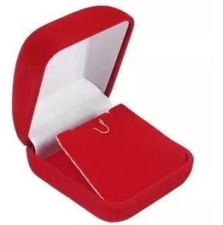 colar com pingente menina rubi joia ouro 18k certificado