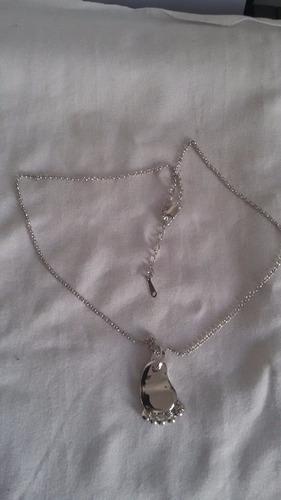colar corrente feminina pingente pezinho