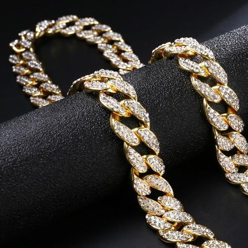 colar corrente ouro