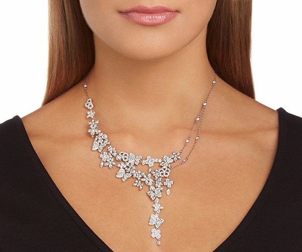 b1cfcc03f19 Colar De Cristais Swarovski Eden All-around Necklace - R  590