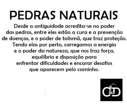 colar de hematita pedra natural promoção!