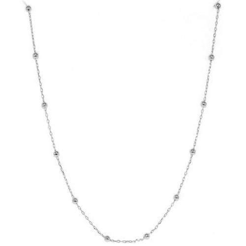 colar feminino cartier comprido de bolinhas