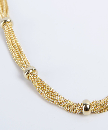 colar feminino choker correntes marisa frete grátis