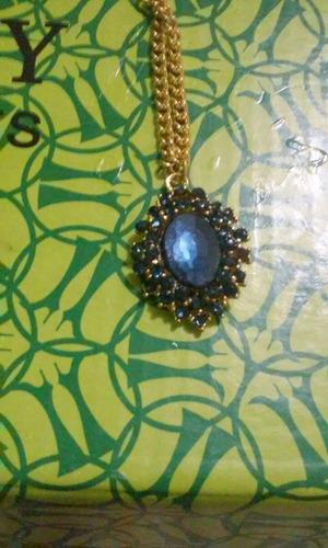 colar feminino jóia strass