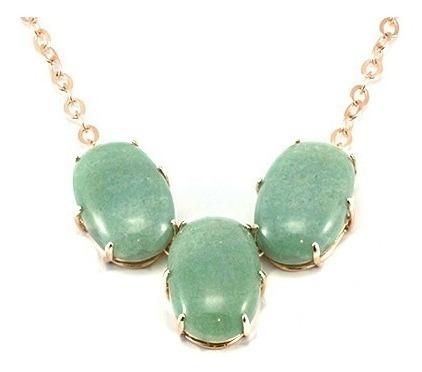 colar feminino marrie fernan - garras pedra natural