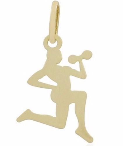 colar fitness mulher academia pesos pesinhos halter