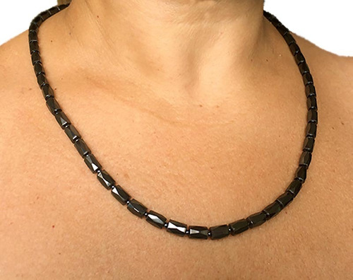 colar gargantilha 100% magnético - unisex