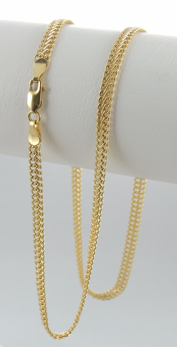 22874d5100414 colar gargantilha feminina grumet 45cm 7,4g ouro 18k 750. Carregando zoom.