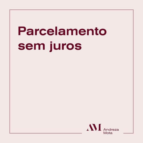 colar gota morganita ródio negro e zircônia andreza mota