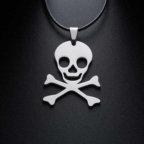 colar justiceiro pirata counter strike gilete frete $10