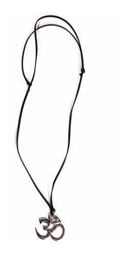 colar  masculino camurça preta signo aries (disponivel todos