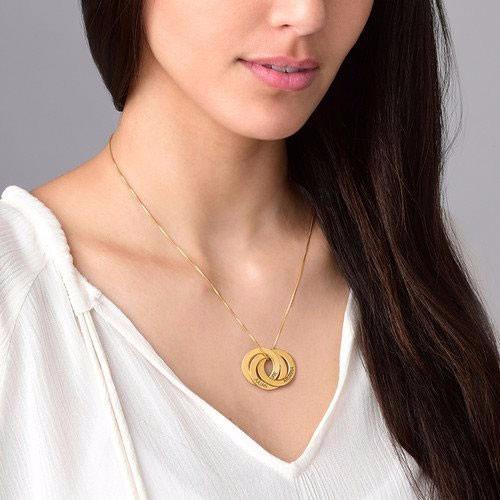 colar ouro feminino