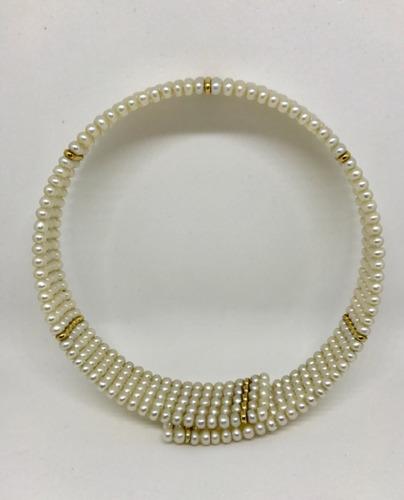 colar ouro joias