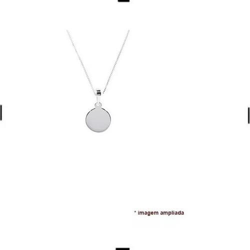 colar pingente e corrente de prata 925 bola ,futebol