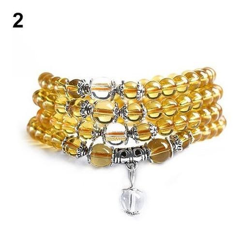 colar pulseira tibetana japamala terço budista pedr/ágata6mm