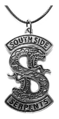 colar riverdale south side serpents