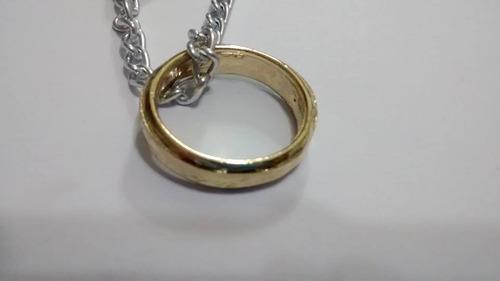 colar senhor dos anéis *