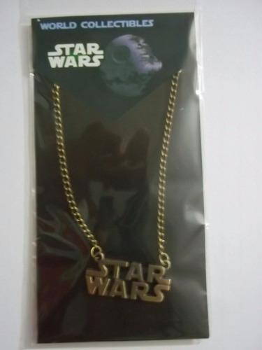 colar star wars - star wars - psfmonteiro