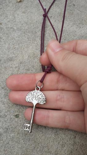 colar tree key
