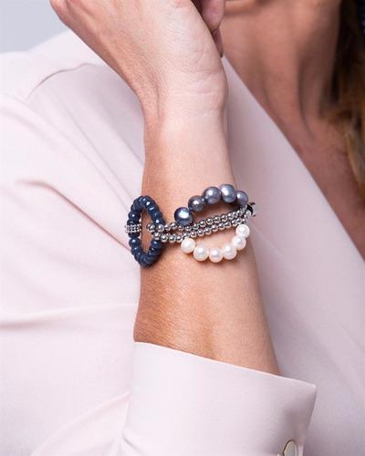 colares ,brincos e pulseiras com pedras naturais