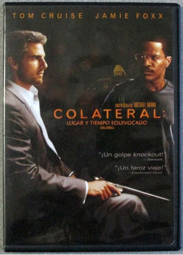 colateral dvd