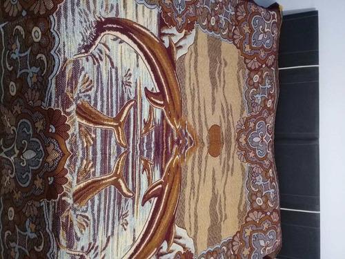 colcha artesanal en todos los tamaños 100% acrilan