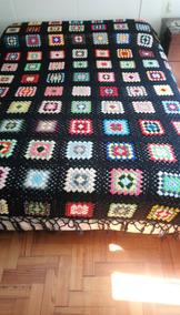 Cubrecamas Tejidos A Crochet En Colchas Y Cubrecamas En Mercado