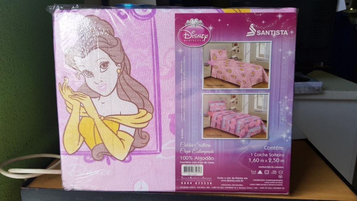 8dcd6c93a1 Carregando zoom... colcha piquet solteiro princesas 1 peça - 100% algodão