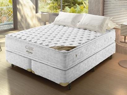 cff951c58 Colchao De Molas Queen Size Pillow +box Frete Grátis - R  1.399