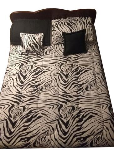 colchas o cubrelecho para cama sencilla