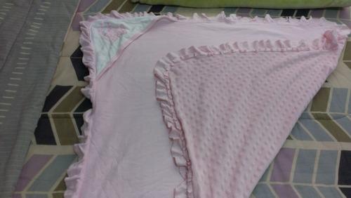 colchas y manta para bebe