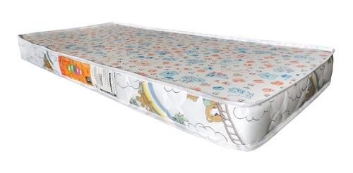 colchão mini cama 68x148 d20 impermeável berço