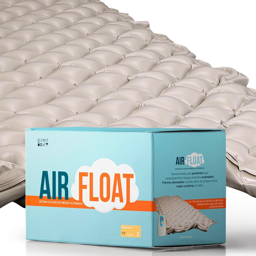 colchão pneumático hospitalar air float®